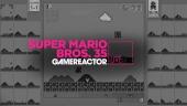 GRTV spelar Super Mario Bros. 35
