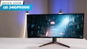 LG 34GP950G - Quick Look