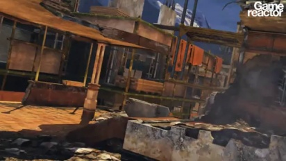 Uncharted 2: Among Thieves - Siege Highrise Map