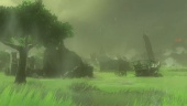 The Legend of Zelda: Breath of the Wild - Dynamic Weather Demonstration