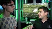 Madden NFL 19 - JP Kellams intervjuad