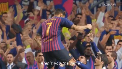 Pro Evolution Soccer 2019 - PES 2019 Launch Trailer