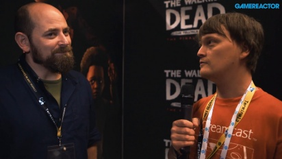The Walking Dead: The Final Season - Brodie Anderson intervjuad