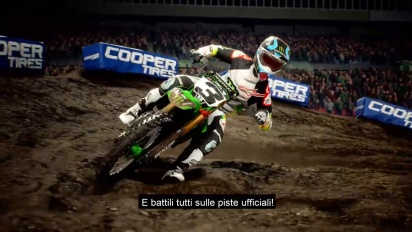 Monster Energy Supercross: The Official Videogame 2 - Championship Trailer