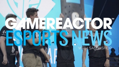 GRTV presenterar Gamereactor Esports News