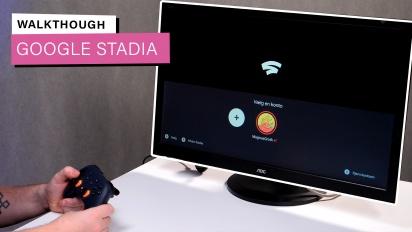 GRTV berättar allt om hur Google Stadia fungerar