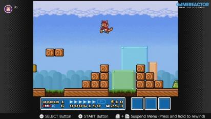 GRTV spelar Super Mario All-Stars - Super Mario Bros. 3
