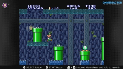 GRTV spelar Super Mario All-Stars - Super Mario Bros: The Lost Levels
