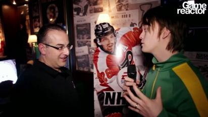 NHL 13 - Lanseringsintervju