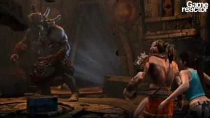Lara Croft and the Guardian of Light - Mammoth Trailer