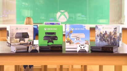 Xbox One - Holiday Promotion Trailer