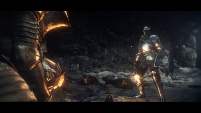 Dark Souls III: The Ringed City -– Launch Trailer