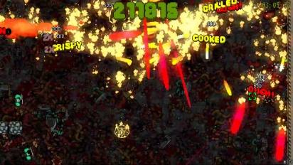 Tormentor X Punisher - High-level Gameplay Trailer