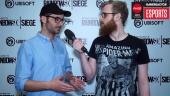 Final i Rainbow Six Pro League - Intervju med Alex Remy