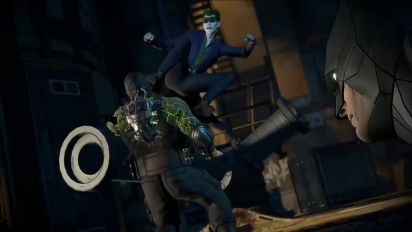 Batman: The Enemy Within - Season Finale Trailer