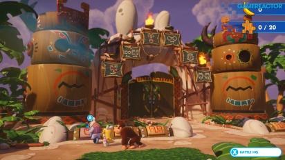 GRTV klämmer på DK i Mario + Rabbids Kingdom Battle