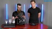 GRTV klämmer lite på Gran Turismo-ratten Thrustmaster T-GT