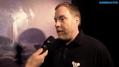 GRTV intervjuar Bungies Deej om Destiny 2: Forsaken