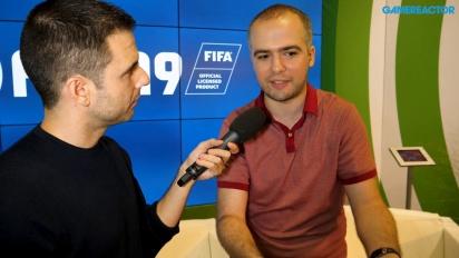 GRTV pratar med producenten bakom FIFA 19 till Switch