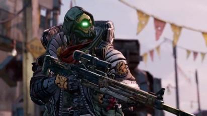 Borderlands 3 - FL4K Character Trailer: 'The Hunt'