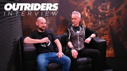 GRTV pratar med folket bakom Outriders