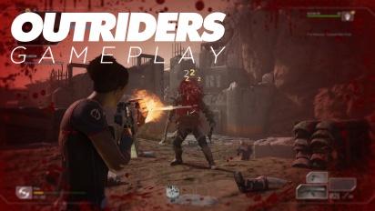 GRTV spelar Bulletstorm-studions nya Outriders