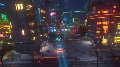 Cloudpunk - Console Announcement