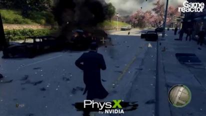 Mafia II - Nvidia PhysX Trailer