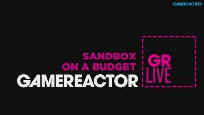 Sandbox on a budget - Livestream Replay