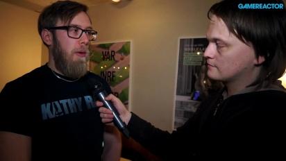 Kathy Rain - Intervju med Joel Staaf Hästö