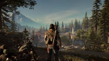 Days Gone E3 2016 Gameplay Trailer