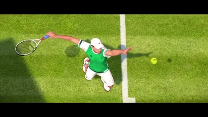 Tennis World Tour - Launch Trailer