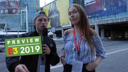 GRTV på E3 19: Vi kikar närmare på Cyberpunk 2077
