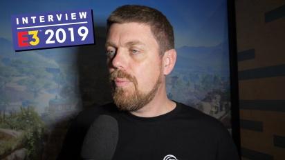 GRTV på E3 19: Intervju med folket bakom Planet Zoo