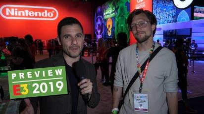 GRTV på E3 19: Vi kikar närmare på Trials of Mana