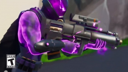 Fortnite - Proximity Grenade Launcher Trailer