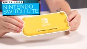 GRTV packar upp nya Nintendo Switch Lite