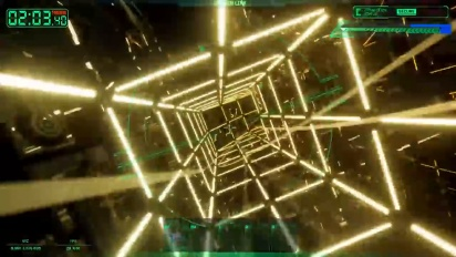 System Shock Remake - Cyberspace Preview