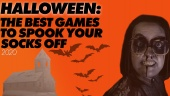 GRTV listar de läbbigaste Halloween-spelen
