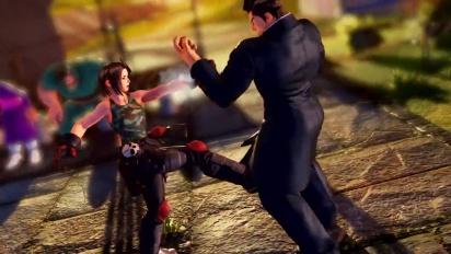Street Fighter V: Champion Edition - Akira Gameplay Trailer