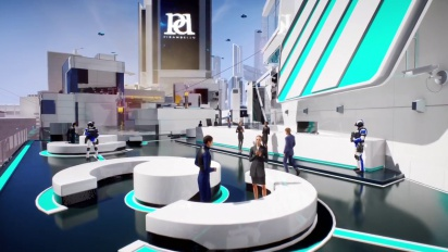 Mirror's Edge Catalyst - City and Narrative