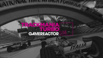 Vi spelar Trackmania Turbo