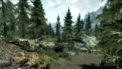 The Elder Scrolls V: Skyrim Special Edition – Gameplay Trailer #2
