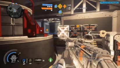Titanfall 2 - Amped Hardpoint på Homestead-gameplay