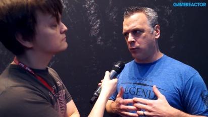 The Elder Scrolls: Legends - Vi pratar med Pete Hines