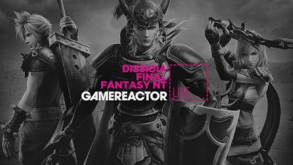 Vi spelar Dissidia Final Fantasy NT