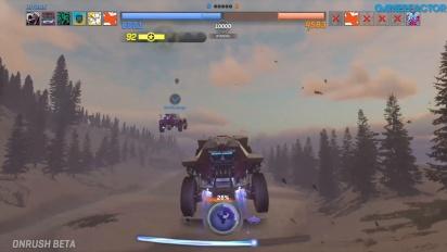 Gamereactor TV spelar lite Onrush