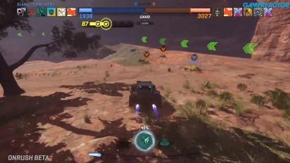 GRTV spelar ännu mer Onrush (i multiplayer)