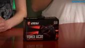 Gamereactor TV klämmer lite på MSI Force GC30