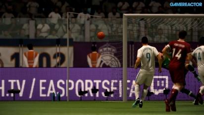 GRTV simulerar Champion's League-finalen i FIFA 2018